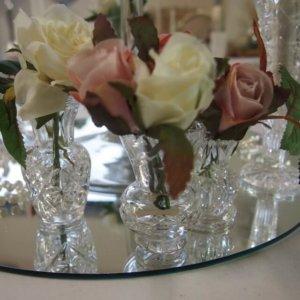 Crystal Bud Vase