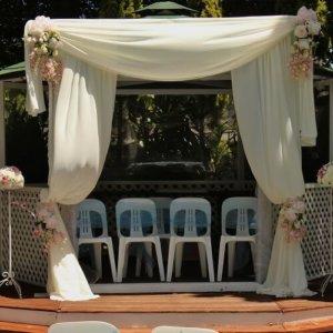 Fabric Arch