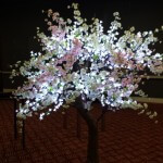 Cherry blossom light tree