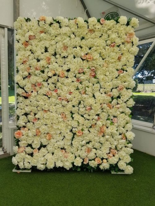 Flower Wall Two