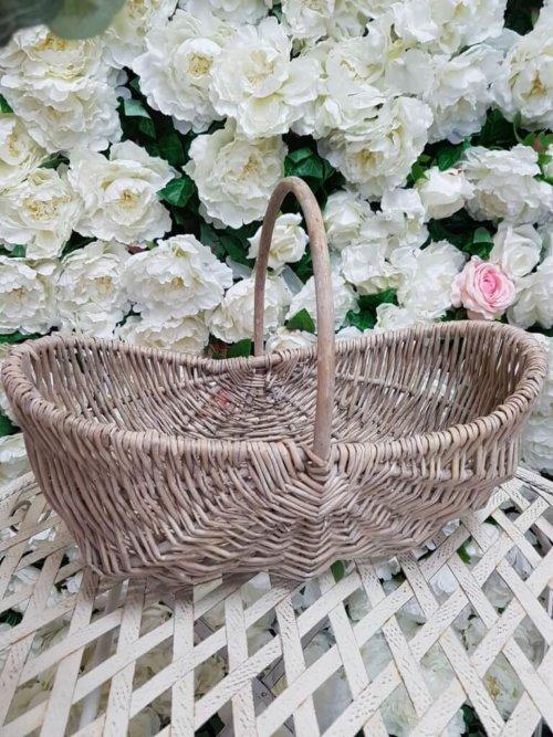 cane basket set