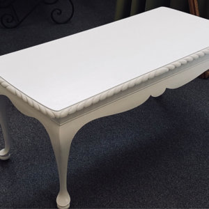 Vintage White Coffee Table