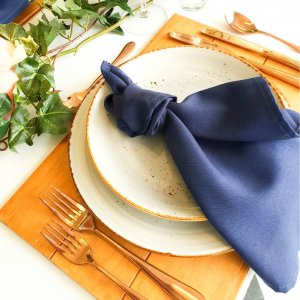 Navy Blue Napkin