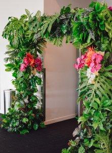 Havana Themed Archway/Entrance