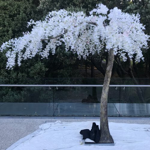 cinderella tree arch