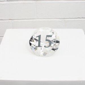 diamond table number