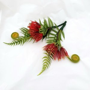 pohutakawa centrepiece arrangement