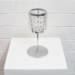 Crystal Jewelled tealight h