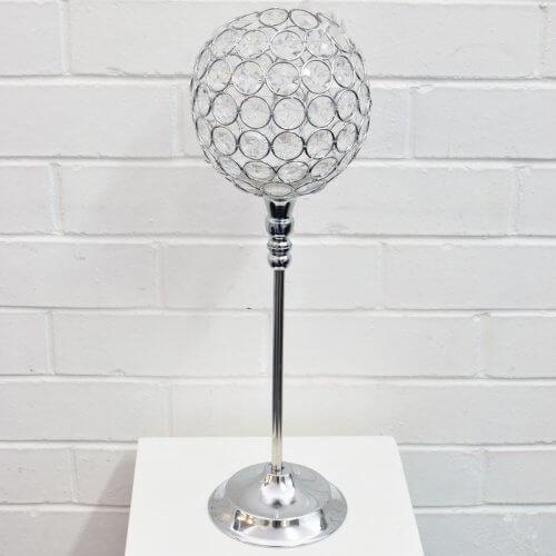 Crystal Ball Candlestick
