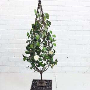 Wire Cone Topiary
