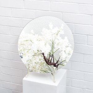 40cm Round Mirror