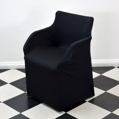 Chaircovers for chairs with arms