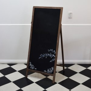 Chalkboard Extra Large A Frame
