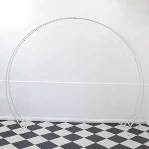 circle arch undecorated